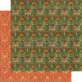 (4501563) Arkusz papieru Graphic 45 - 30x30cm