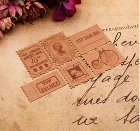 Wykrojnik Zestaw znaczków (112/1-P4)