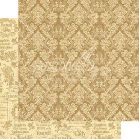 (4501501) Arkusz papieru Graphic 45 - 30x30cm