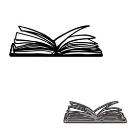 Wykrojnik Otwarta książka (3011/8-I2)