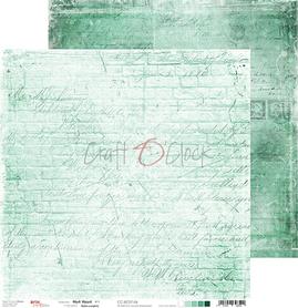 Arkusz 30x30 Craft oClock MINT MOOD - 04