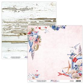 Papier MINTAY 30,5 cm x 30,5 cm Marina 02