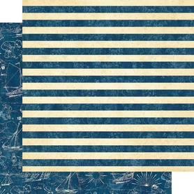 (4501672) Arkusz papieru Graphic 45 - 30x30cm