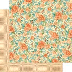 (4501423) Arkusz papieru Graphic 45 - 30x30cm