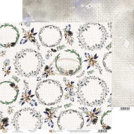 Arkusz papieru Artistiko 30x30cm - Magical Time 03 (1)