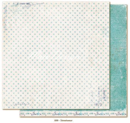 Arkusz 30x30 cm Denim & Friends - Streetwear (1)