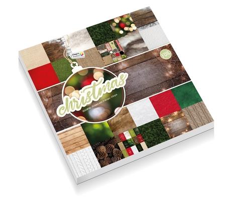 Zestaw papierów 30x30 - Christmas 4 CR0382K/20A (1)