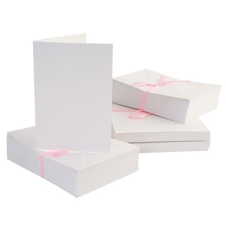 Zestaw 100 kart i kopert A6 Anita's białe (1511000 (1)