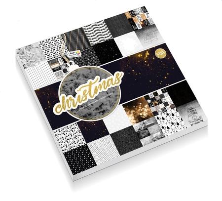 Zestaw papierów 30x30 - Christmas 5 CR0382K/20A (1)