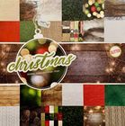 Zestaw papierów 30x30 - Christmas 4 CR0382K/20A (2)